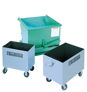 Swarf Containers